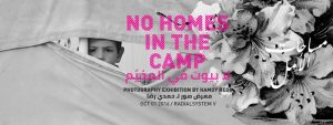 No Homes in the Camp - Photography Installation by Hamdy Reda @ Radialsystem V | Berlin | Germany
